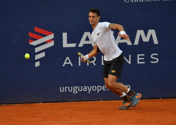 Rogerio Dutra está en segunda ronda