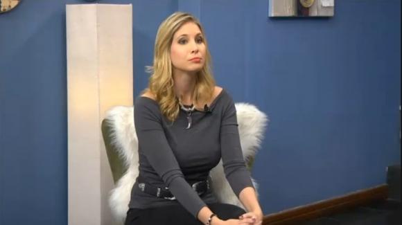 Natalie Yoffe en Tv Show. Foto: captura