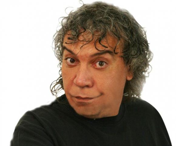 El comediante argentino Coco Sily se presenta en el Teatro Nogaró. Foto: Archivo El País.