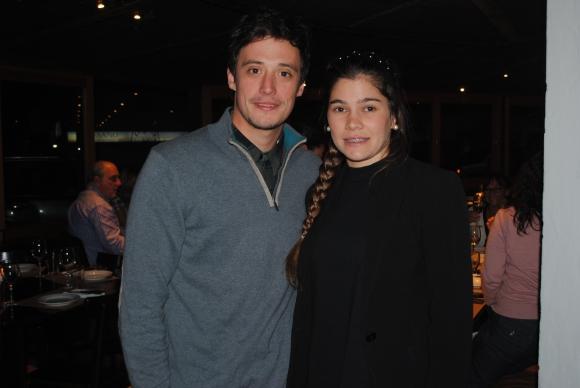 Martín Acosta, Jessica Ponce.