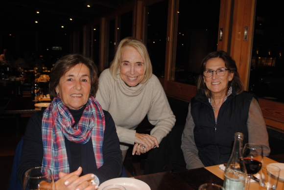 Stella Christiani, Graciela Garibaldi, Graciela Aguerre.
