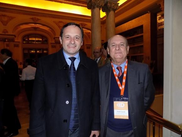 Alvaro Delgado, Daniel Gianelli.