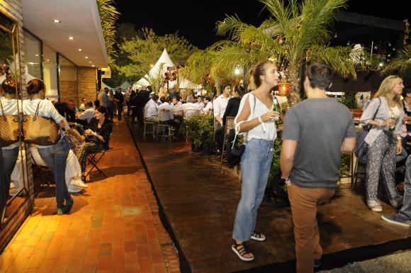 Primera jornada del Uruguay Open