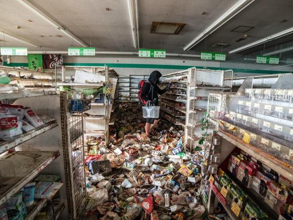 Fukushima. Foto: Keow Wee Loong