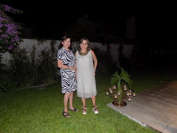 Graciela Hughes, María Caldeyro.