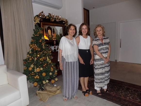 Amalia Ruprecht, Beatriz Paullier, María Teresa Blanco.