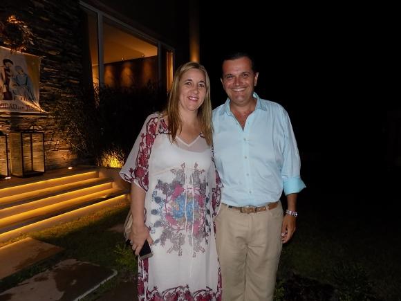 Lucía Scremini, Fernando Bianco.