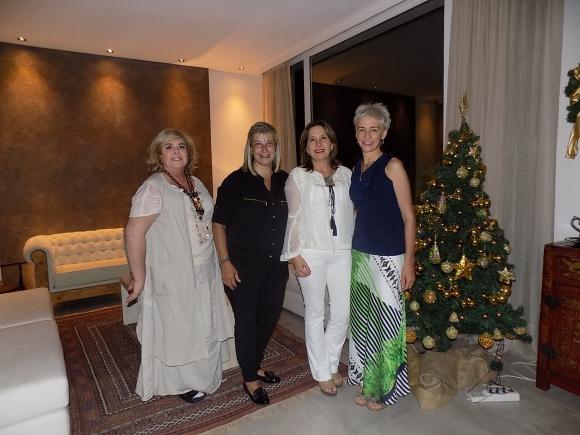 Marta Toyos Rodríguez, Adriana Melissari, Carolina Artucio, Veronica de León.