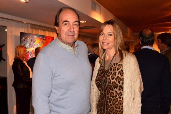 Fernando y Veronique Parrado.