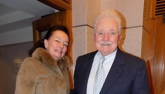 Cynthia De Ribeiro, Samuel Ribeiro.
