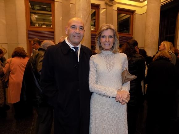 Ricardo Murara, Cristina Giuria.