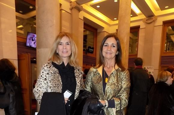 Marcela y Rosario Rompani.