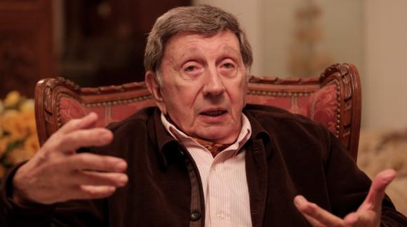 Luis Landriscina, uno de los entrevistados de El origen.