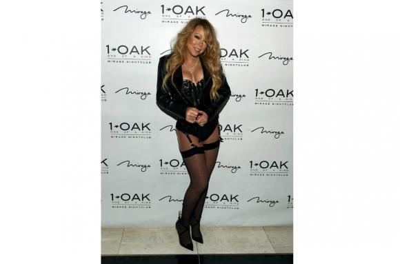 Mariah Carey. Foto: AFP