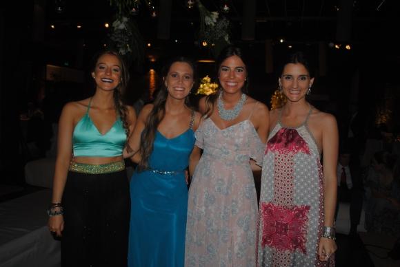 Cristina Brea, Lucila Belderrain, Agustina Olmedo, Michaela Schmidt.
