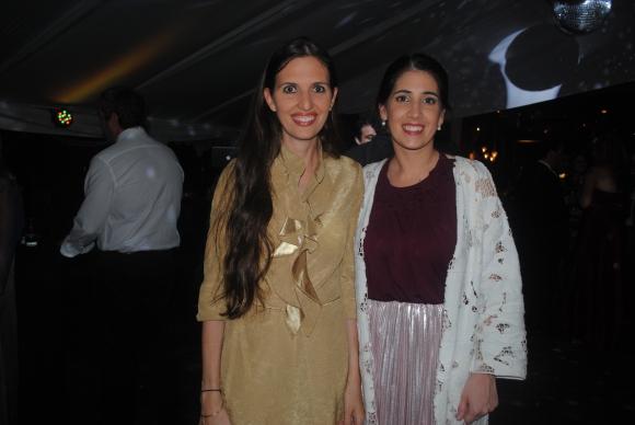 Florencia Comas, Macarena Carriquiry.