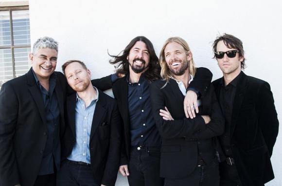 Foo Fighters. Foto: Difusión
