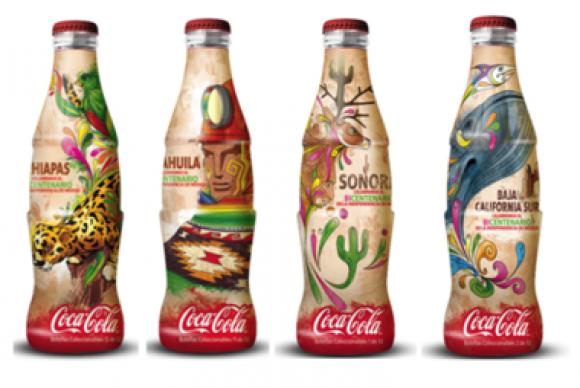 La botella de Coca-Cola habla de