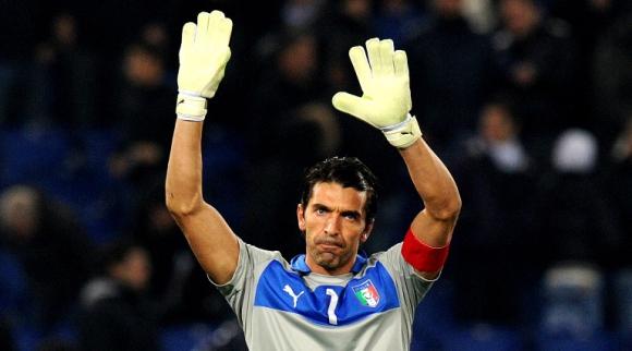 Gianluigi Buffon. Foto: AFP