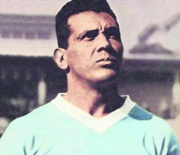 Obdulio Varela. Foto: Archivo El País.