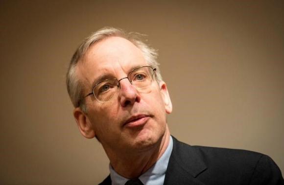 William Dudley, presidente de la Fed de Nueva York. Foto: Reuters