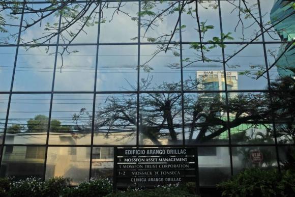 Edificio donde funcionan las oficinas de Mossack Fonseca en Panamá. Foto: AFP