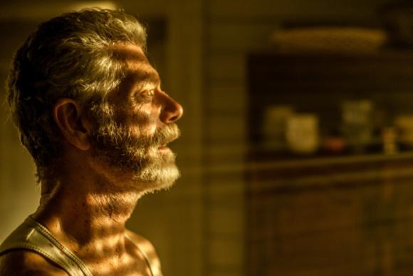 """Stephen Lang, el gran actor de """"Avatar"""", es la figura escalofriante de """"No respires"""". Foto: Difusión."""