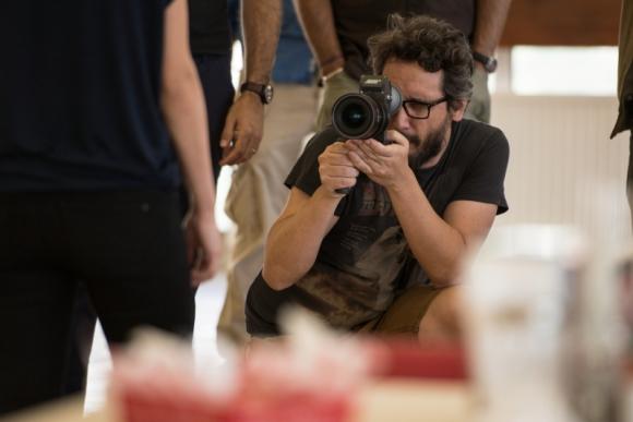 Fede Álvarez director de cine. Foto: Difusión.