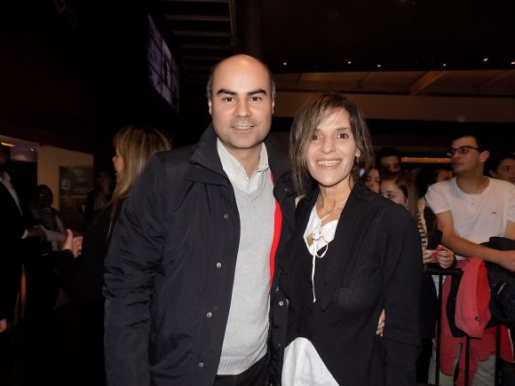 Fernando Leis, Daniela Espasandin.