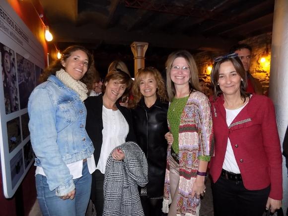 Patricia Muñoz, Matilde Viotti, Carla Benini, Tammy Lancaster, Cecilia Passanante.