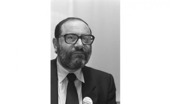 Umberto Eco en 1987