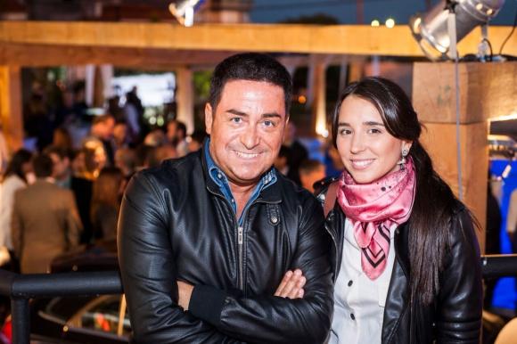 Guillermo Báez, Eugenia Queirolo