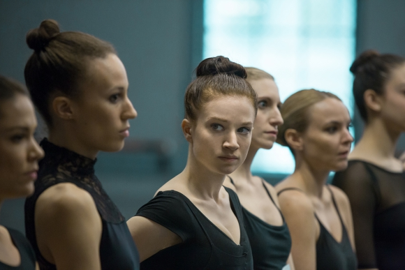 Una bailarina en busca de un sueño es lo que aborda esta ficción.