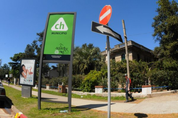 En el Municipio CH participaron 5.828 personas durante la instancia electoral. Darwin Borrelli.
