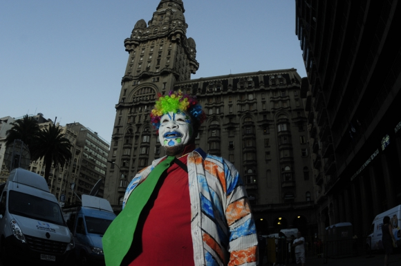 Desfile de Carnaval 2016. Foto: Fernando Ponzetto