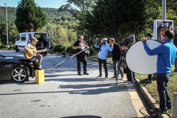 El viaje de Jorge Nasser a Tennessee en un documental de Julio Sonino.