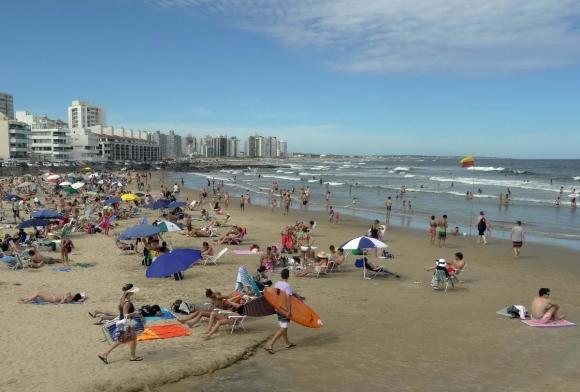 Playa El Emir. Foto: Ricardo Figueredo