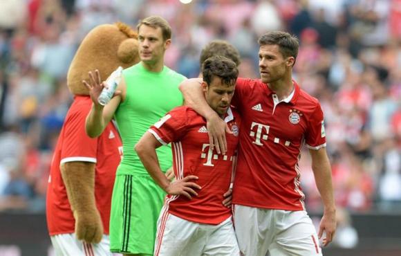 Bayern Munich empató 1-1 ante Colonia. Foto: EFE