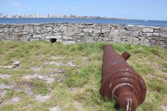 Asi se ve Punta del Este desde la Isla Gorriti. Foto: Juan Gari