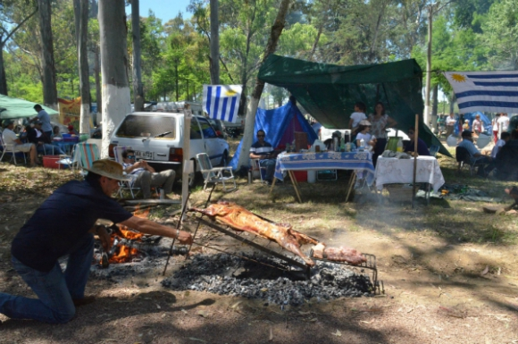 Más participantes y nuevas costumbres en la Fiesta del Cordero Pesado (Foto: Víctor Rodríguez)