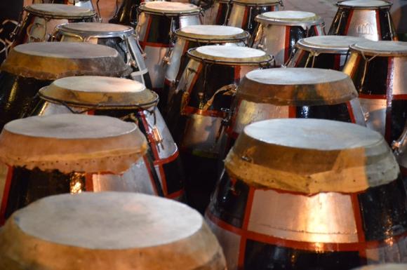 Llamadas Páez Vilaró en Gorlero. Foto: R. Figueredo