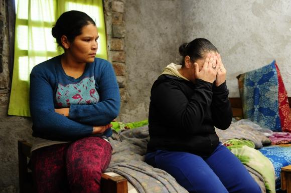 Hallan descuartizados a los dos jóvenes desaparecidos. Foto: Marcelo Bonjour