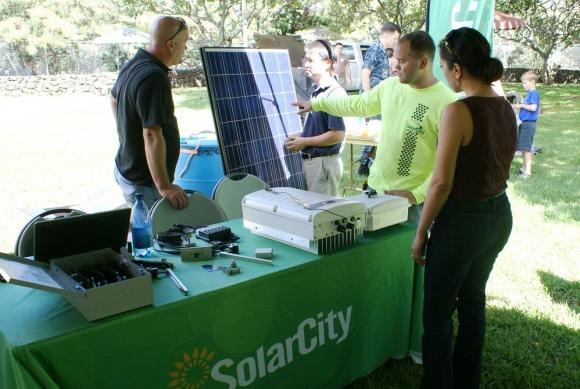 Elon Musk compró SolarCity por US$ 2.600 millones, aunque arrastra deudas millonarias. Foto: Flickr