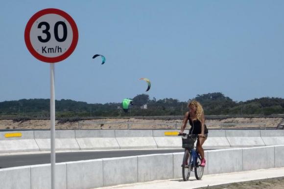 Para la temporada próxima ya se estudian medidas para proteger el medio ambiente. Foto: R. Figueredo.