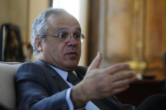 Sylvain Itté, embajador de Francia en Uruguay. Foto: Archivo El País.