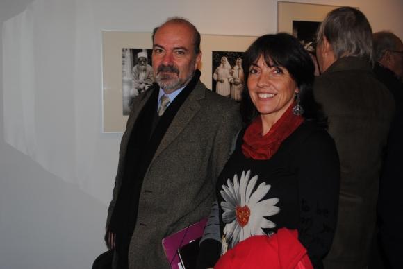 Hugo Infanzón, Cristina Dufrechou.
