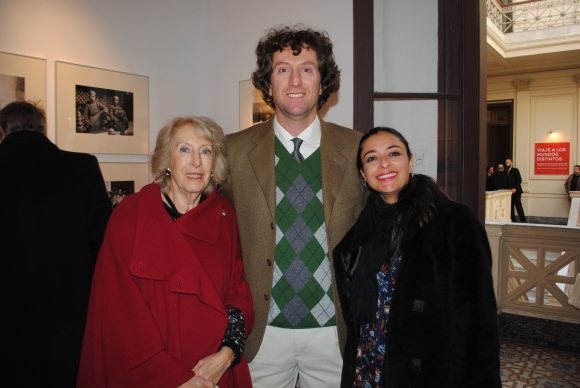 Martha A de Nussbaum, Patrick Nussbaum, Gabriela Morales.