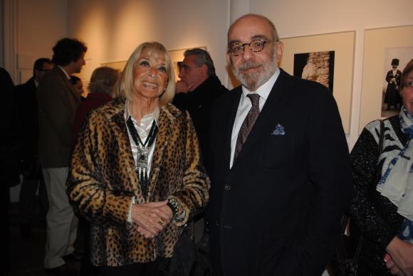 Alicia Aprahamian, Miguel Yanez.