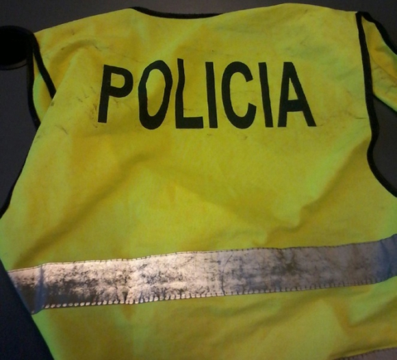 Policía incauta en domicilio de Maroñas: Foto: Dir. de Información Táctica