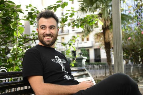 Mateo Moreno (Foto: Gerardo Pérez)